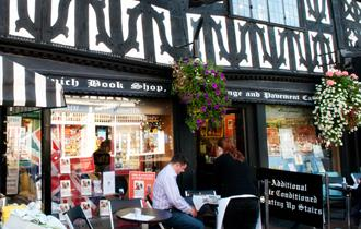 Nantwich Bookshop & Coffee House