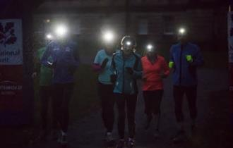 Night Run - Experience Lyme in a new light