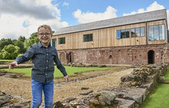 Fun for all ages at Norton Priory Museum & Gardens