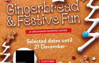 Gingerbread Christmas and Festive Fun