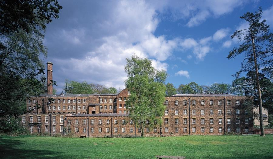 Quarry Bank Mill - Styal