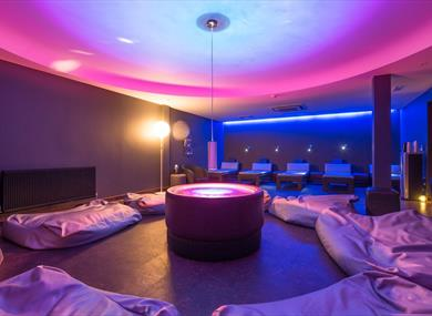 Spa Dreamwave Room