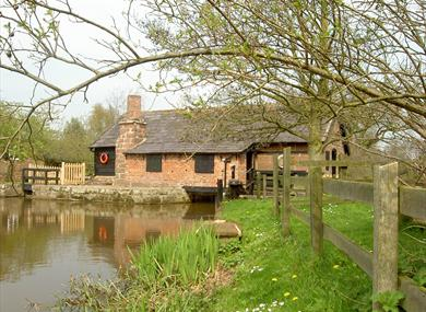 Step back in time at Stretton Watermill