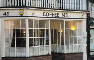 Coffee Mill Chester - Exterior