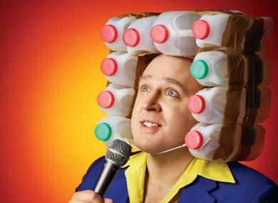 Tim Vine – Sunset Milk Idiot