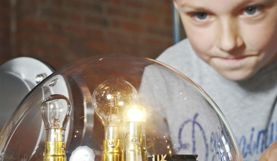 Fun for all ages at Catalyst Science Discovery Centre