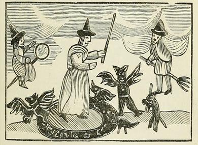 Cheshire Witch Trials