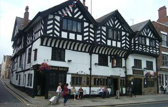 Historical 16th Century tudor Inn