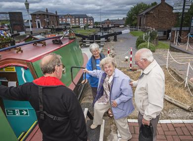 National Waterways Museum, the perfect place to bring your group