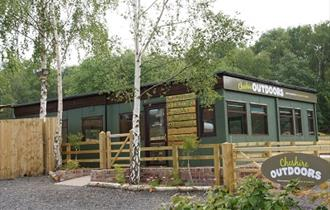 Enjoy a range of outdoor activities at Cheshire Outdoors