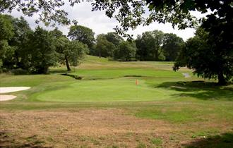 alderley edge golf course