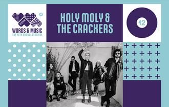 Words & Music Festival- Holy Moly & The Crackers