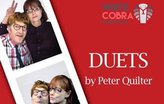 Duets by Peter Quilter
