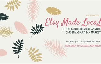 Etsy South Cheshire Annual Christmas Artisan Market