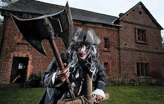 halloween events, cheshire events, Old hall, Tattom park