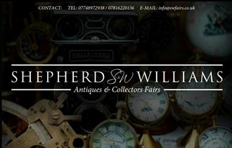 The Wrexham Antiques, Collectors & Vintage Fair
