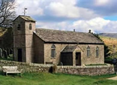 St Stephens Church (Forest Chapel)