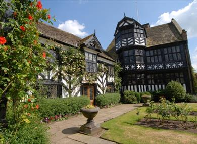 Gawsworth Manor