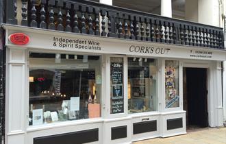 Corks Out Independent Wine and Spirit Specialists Chester