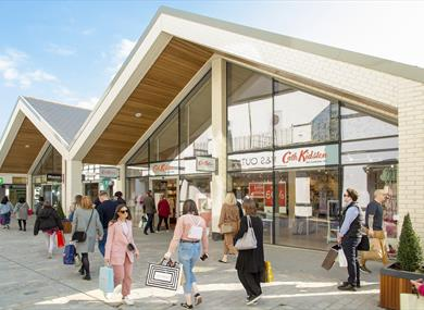 Cath Kidston at Cheshire Oaks Designer Outlet