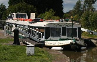 Mill Restaurant Cruiser
