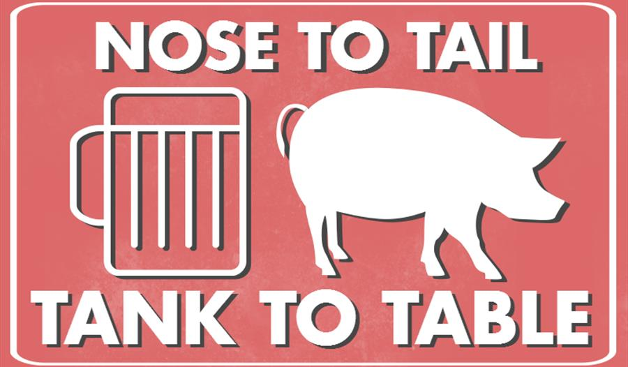 Nose to Tail, Tank to Table: Butchery & Beer Event