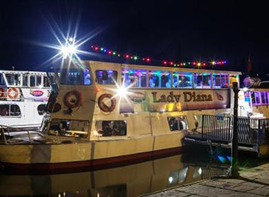 80s Pop Party Cruise on the River Dee