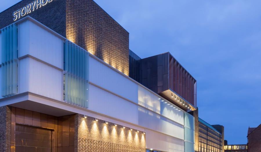 Theatre In Chester, Chester Centre