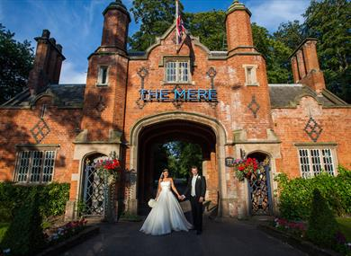 The Mere Golf Resort & Spa the perfect place for your wedding