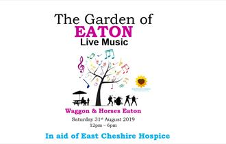 The Garden of EATON - Live Charity Music Festival