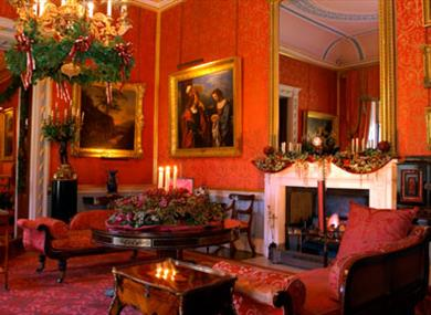 Inside the stunning Tatton Park Mansion