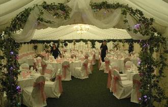 your wedding at wild boar hotel