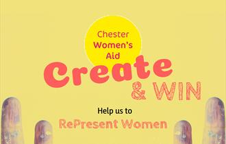 RePresenting Women Art Competition & City Trail brought to you by Chester Women's Aid
