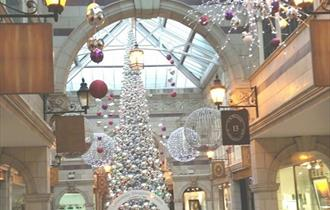 Christmas at the Grosvenor Shopping Centre